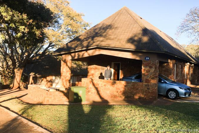 Chalet en Afrique du Sud