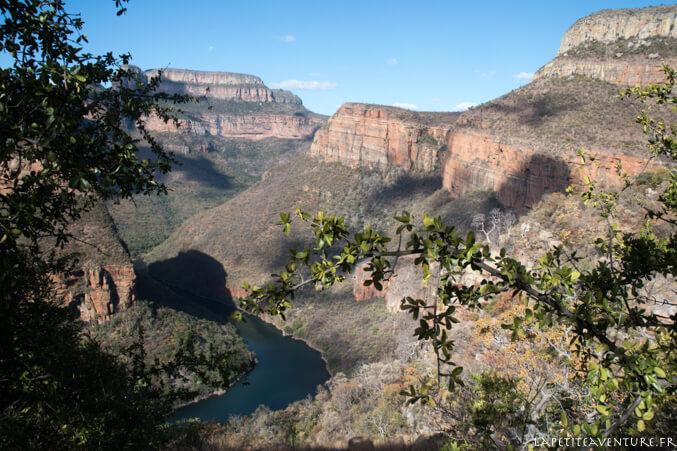 Blyde Canyon en Afrique du Sud