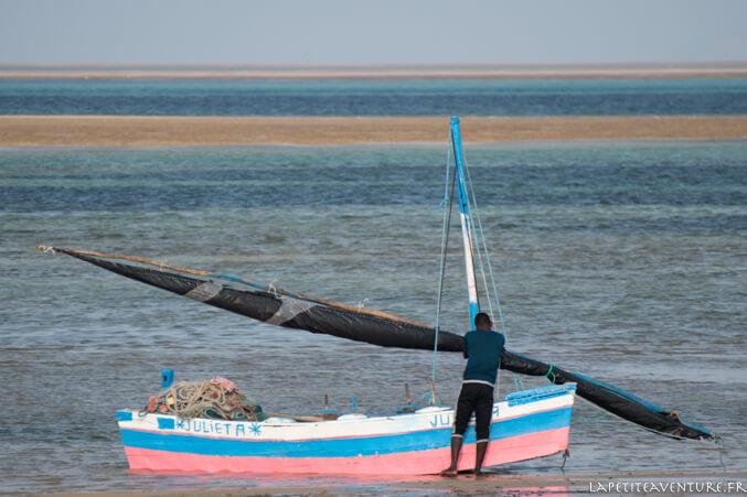bateau à vilanculos
