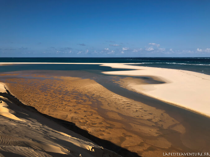 Bazaruto au Mozambique