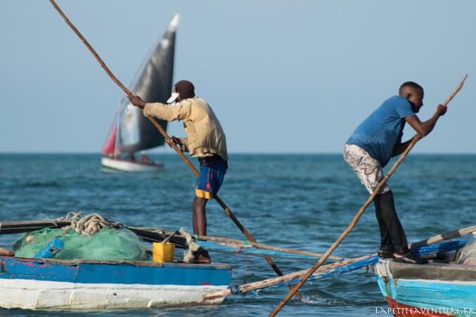 pêcheurs à vilanculos