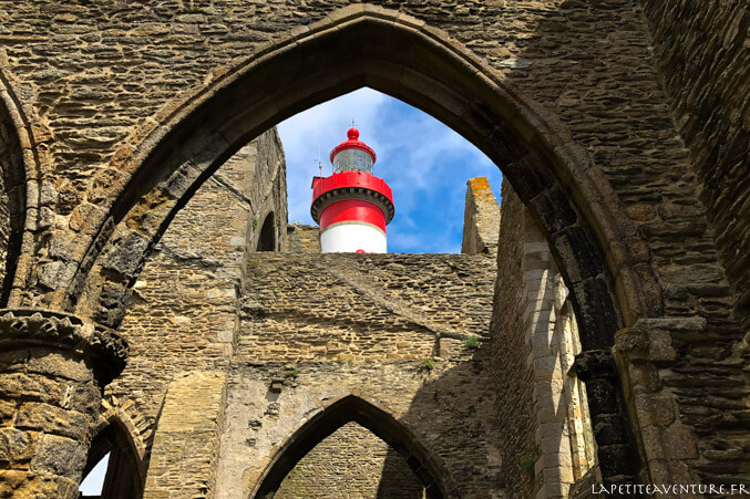 le phare St Mathieu