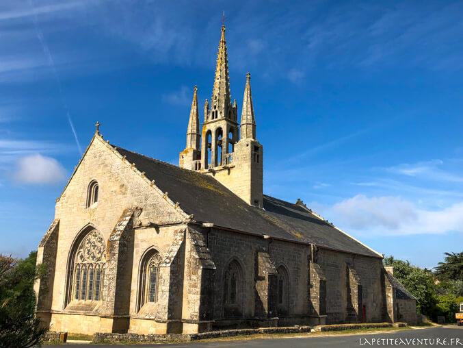 Notre Dame de Tronoën, Finistère, Bretagne
