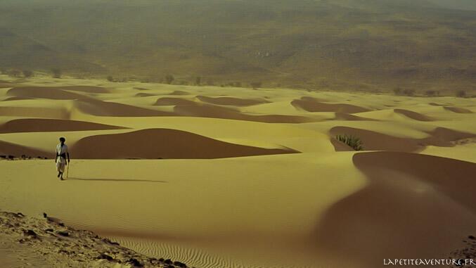 Les dunes de l'Amatlîch