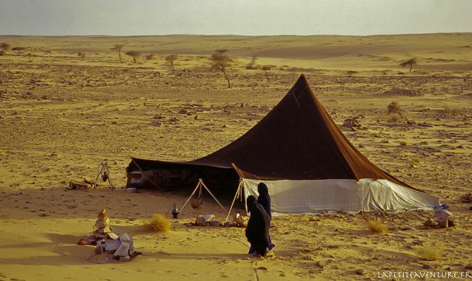 Khaïma en Mauritanie