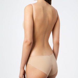 Body con espalda y laterales bajos