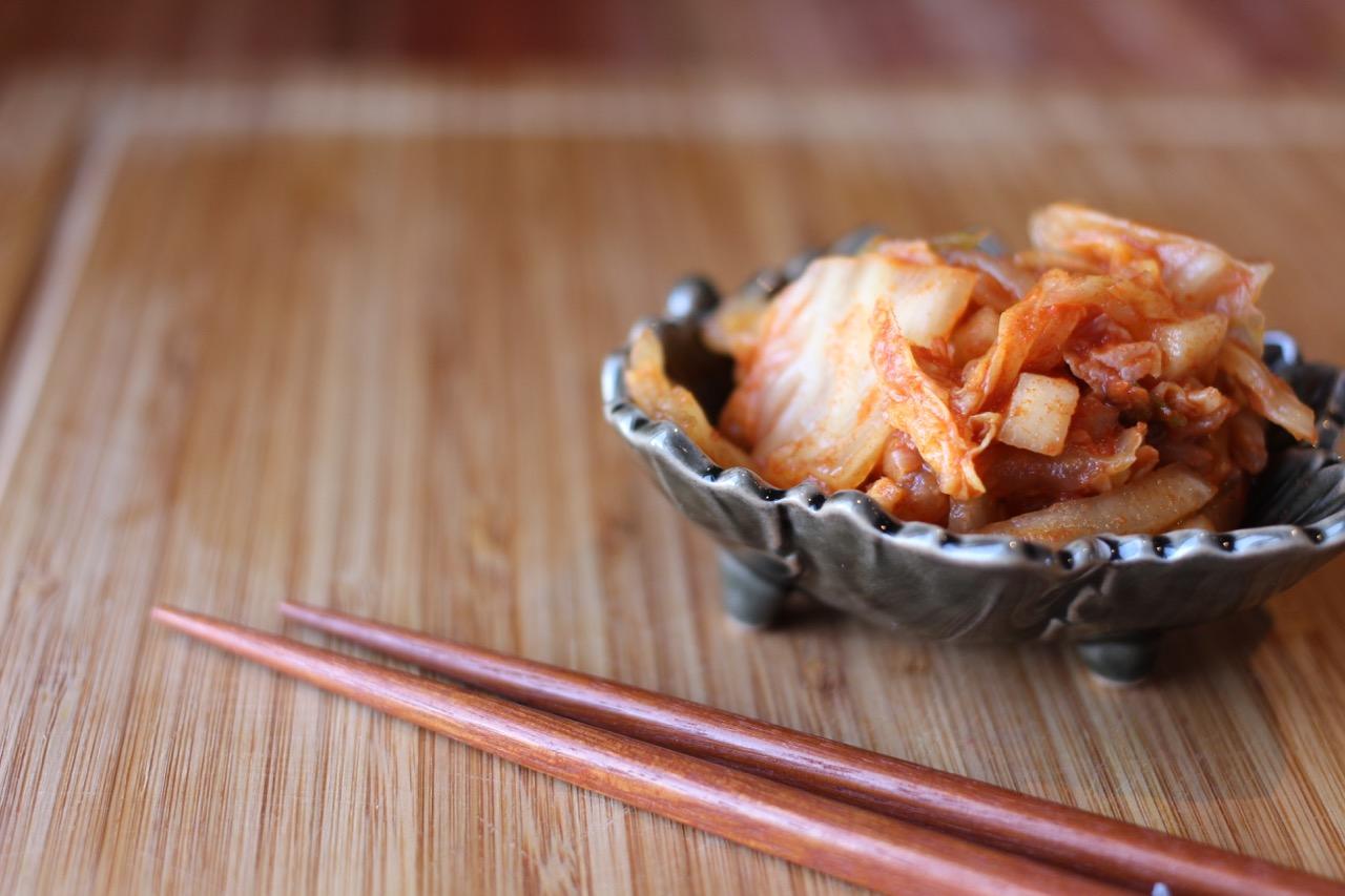 Le kim-quoi ? Le kimchi !
