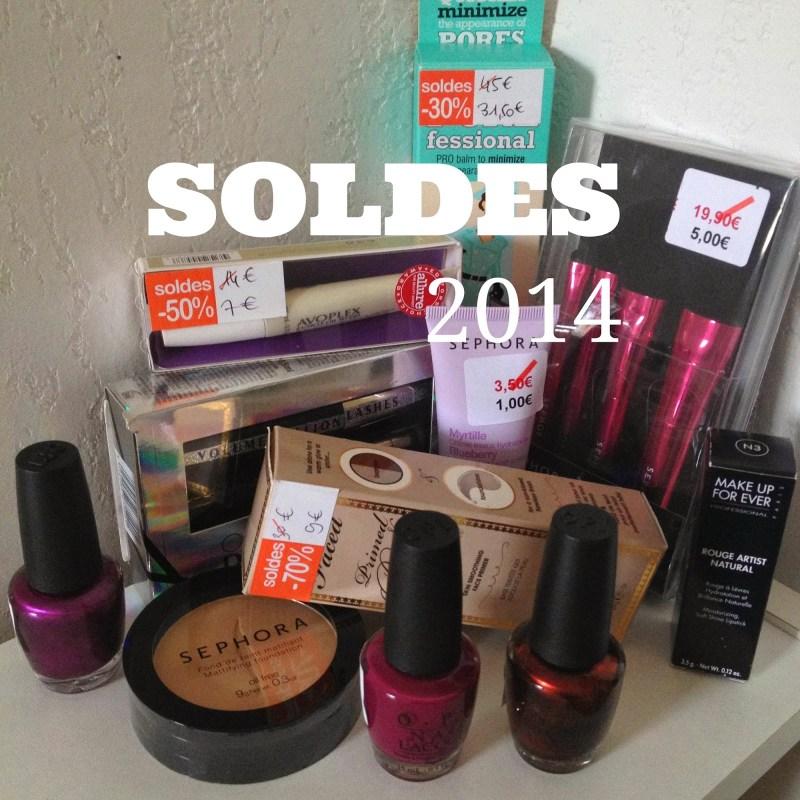 Haul Soldes Hiver 2014 Partie 1 - La Petite Frenchie
