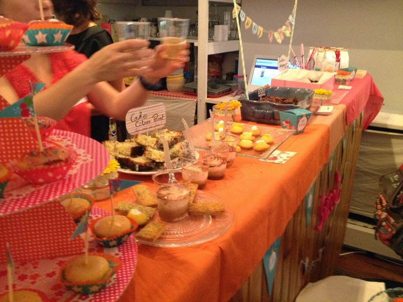 Evenement Sweet Afternoon Toulouse - La Petite Frenchie