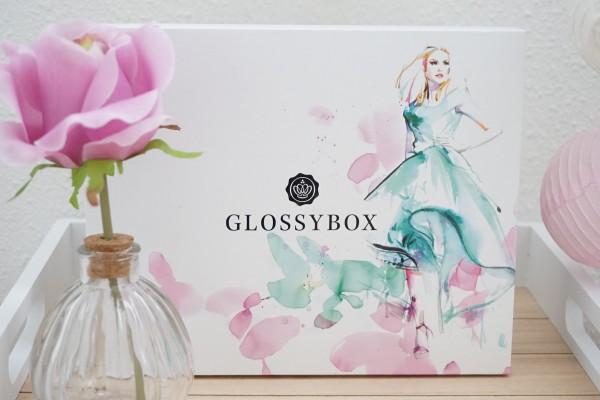 Glossybox - Avril 2016
