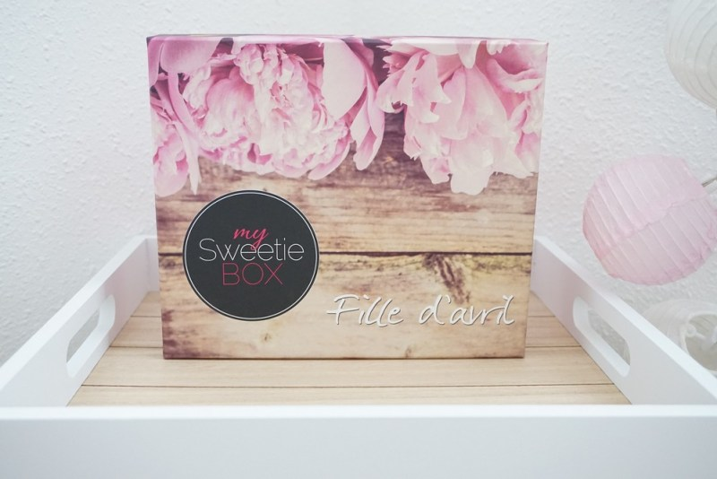 La Petite Frenchie - My Sweetie Box Avril 2016