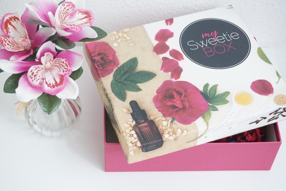 La Petite Frenchie - My Sweetie Box Mai 2016