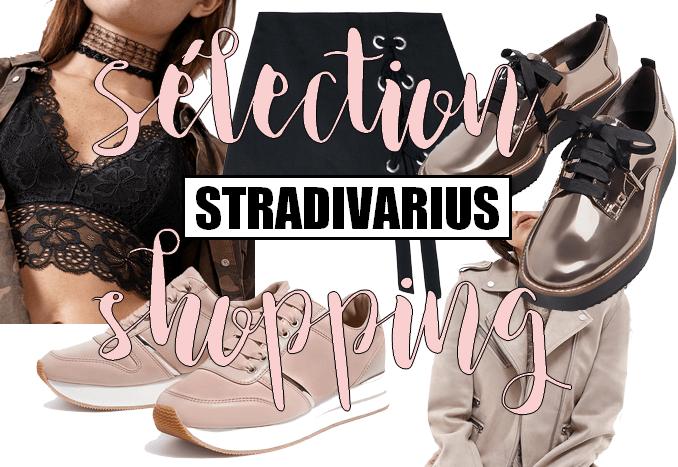 Sélection shopping Stradivarius - La Petite Frenchie