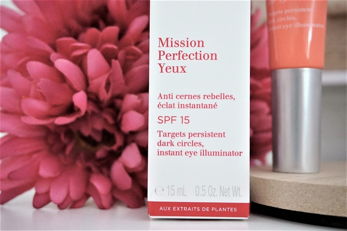 Mission Perfection Yeux Clarins - La Petite Frenchie