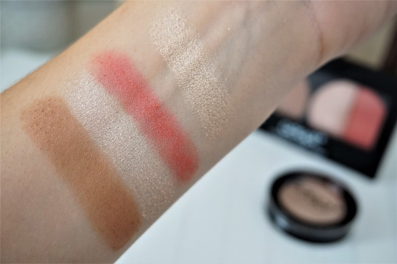 Swatchs maquillage ADOPT' - La Petite Frenchie