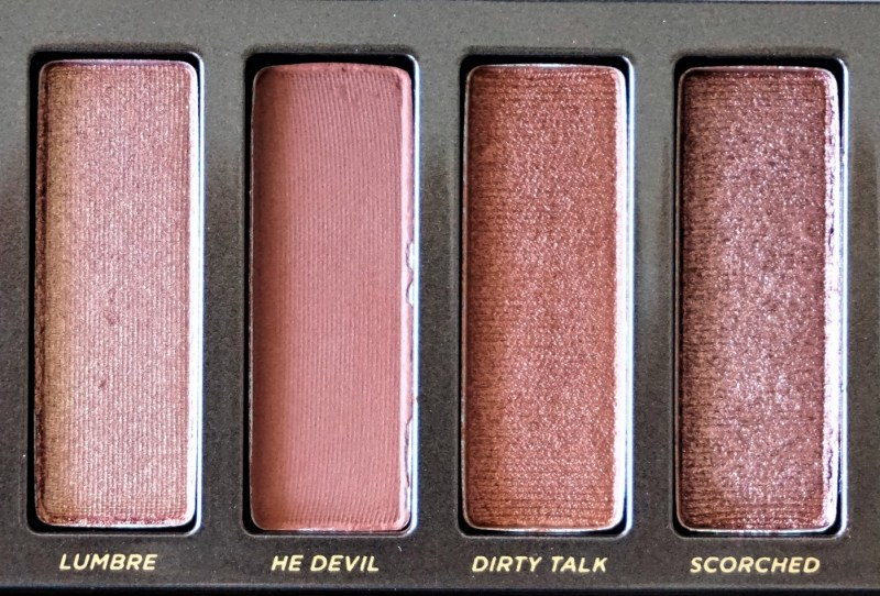 Palette Naked Heat Urban Decay - La Petite Frenchie