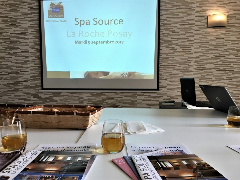 Journée détente au Spa Source La Roche Posay - La Petite Frenchie blog voyage