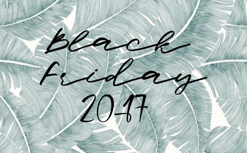 Black Friday 2017 - La Petite Frenchie