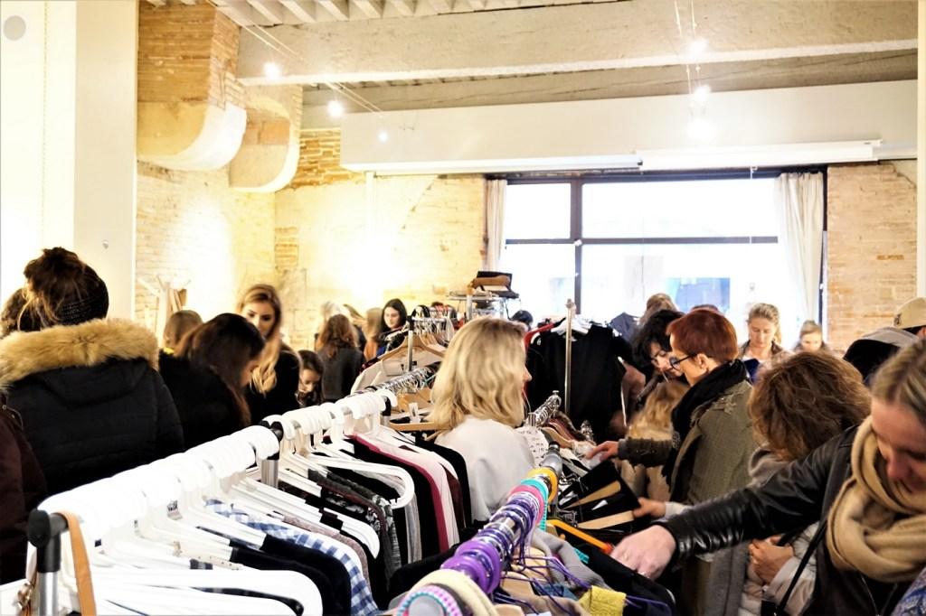 Vide-dressing et marché de créateurs au salon de Marvejol à Toulouse - La Petite Frenchie