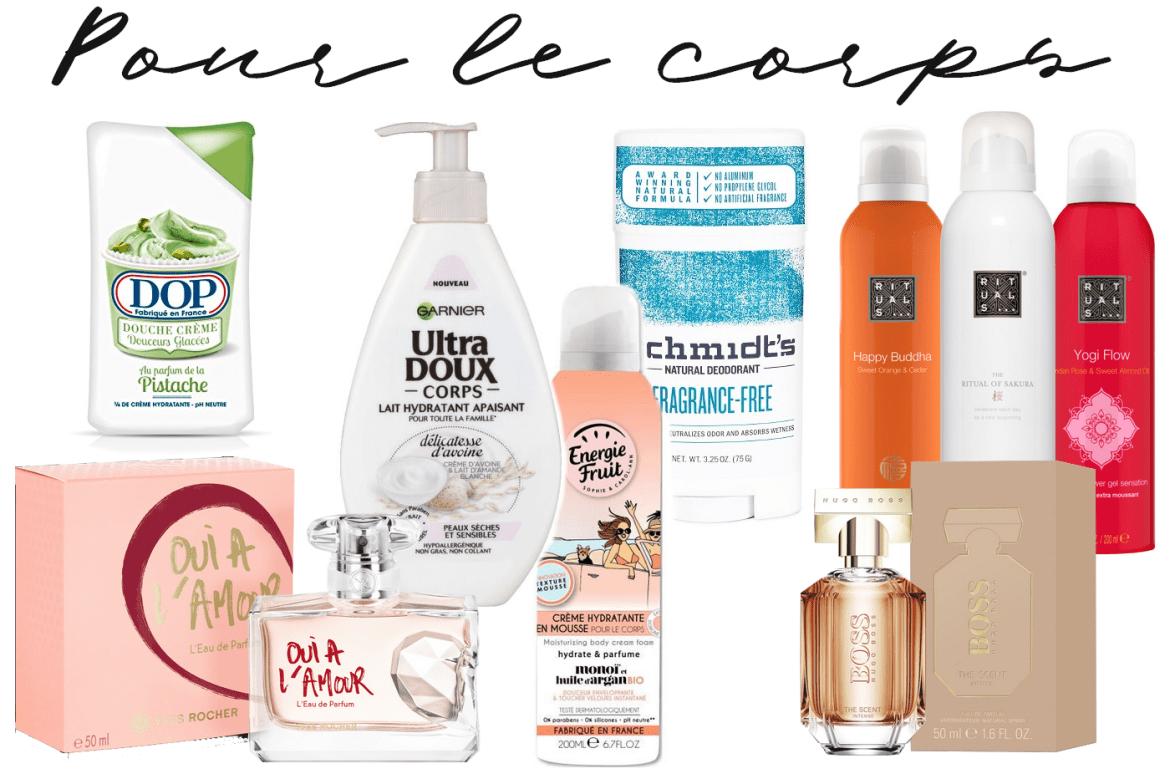 Best of beauty 2017 soins corps - La Petite Frenchie