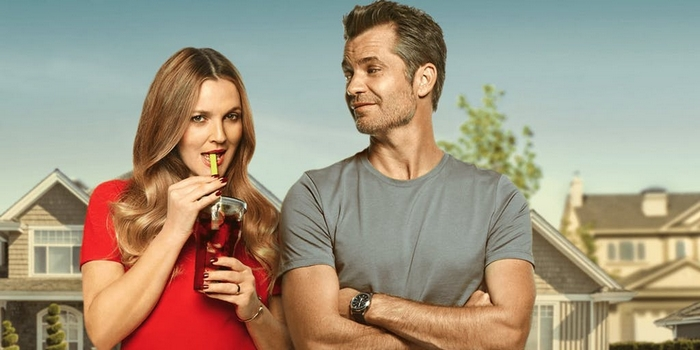 Top 5 séries Netflix Santa Clarita Diet - La Petite Frenchie