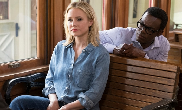 Top 5 séries Netflix The Good Place - La Petite Frenchie
