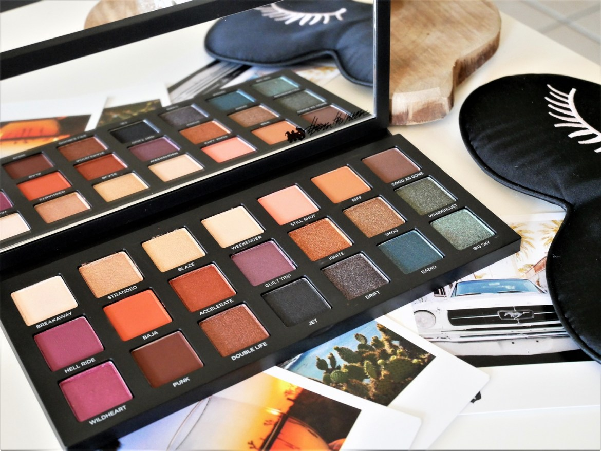 Collection Born To Run Urban Decay - La Petite Frenchie