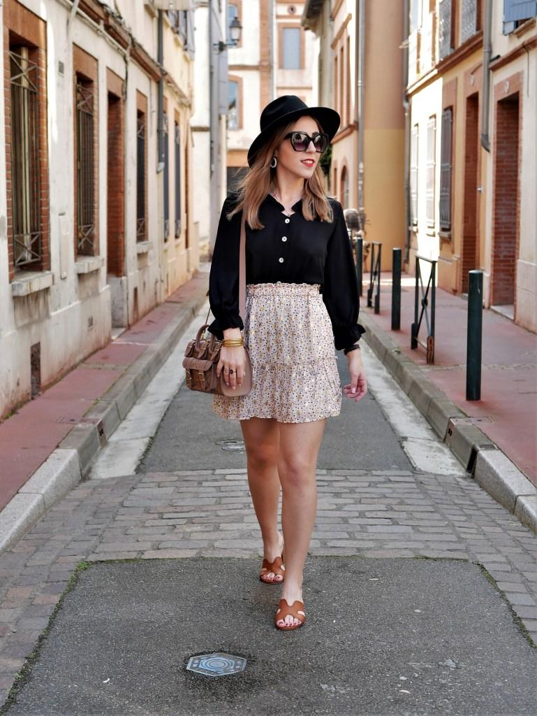 Look mini sac - La Petite Frenchie blog mode toulouse