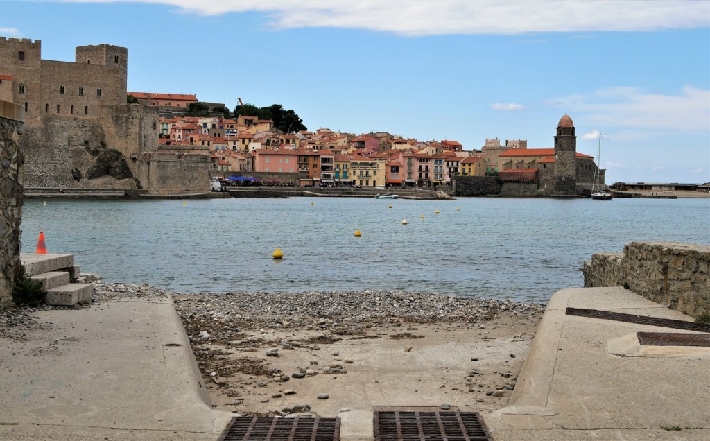 Balade à Collioure - La Petite Frenchie