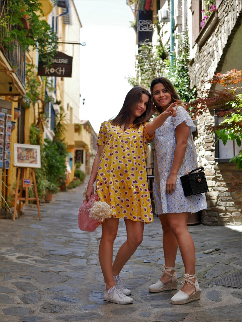 Shooting new co Marlie Boutique à Collioure - La Petite Frenchie