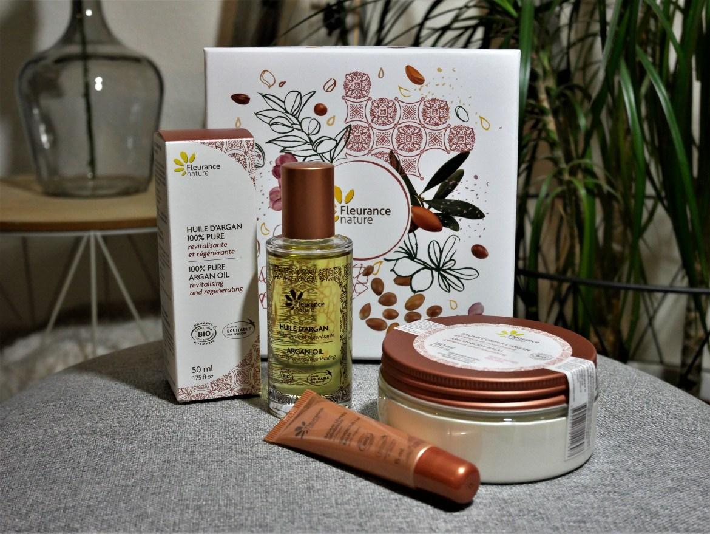 Revue gamme Huile d'Argan Fleurance Nature - La Petite Frenchie