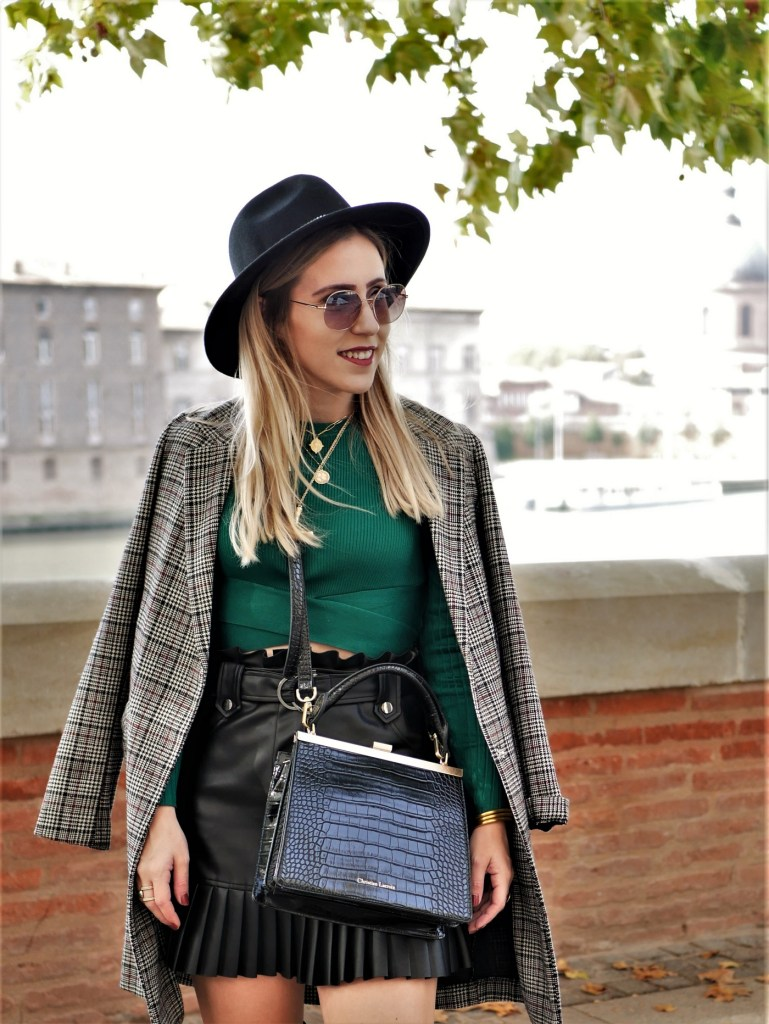 Look manches bouffantes - La Petite Frenchie