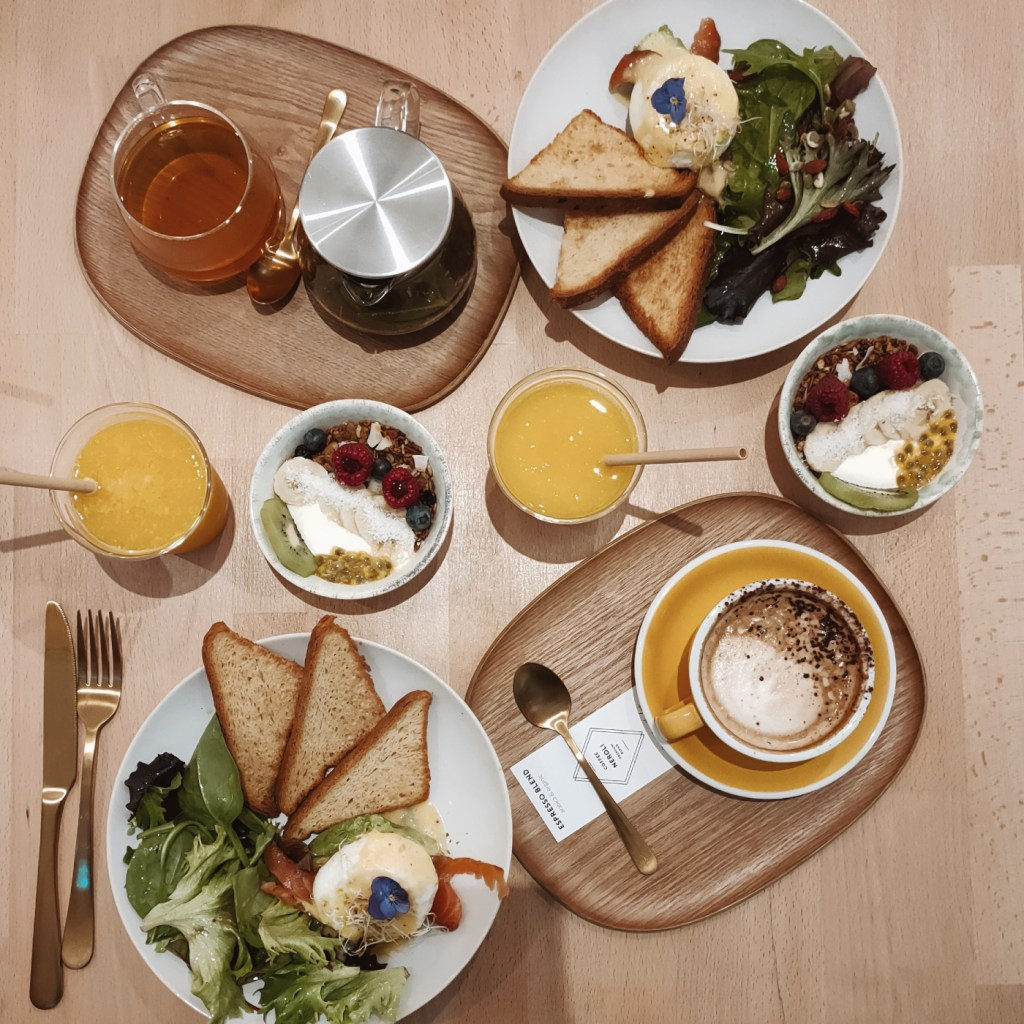 Brunch Neroli Coffee Society Toulouse - La Petite Frenchie