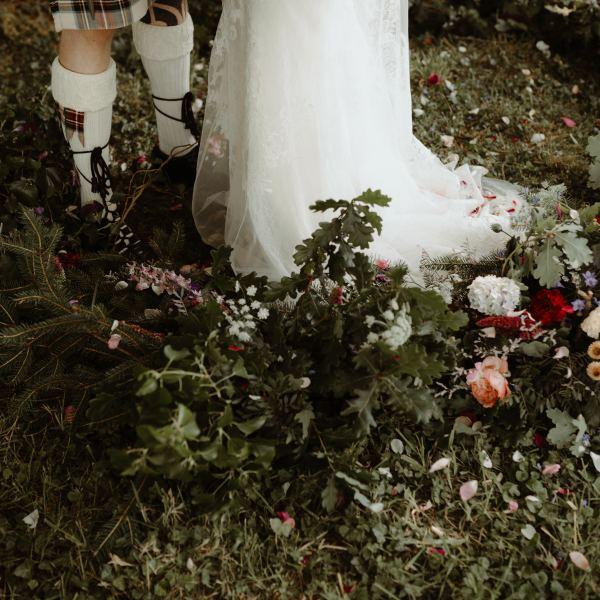 Wedding planner normandie cérémonie mariage bohème