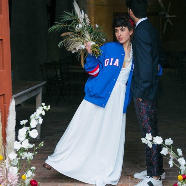 couple cérémonie mariage