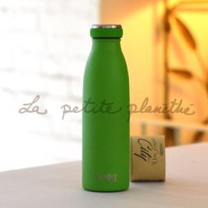 Botella Runbott City 500ml Verde