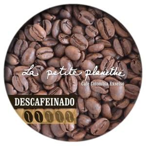 Café Colombia Excelso DESCAFEINADO