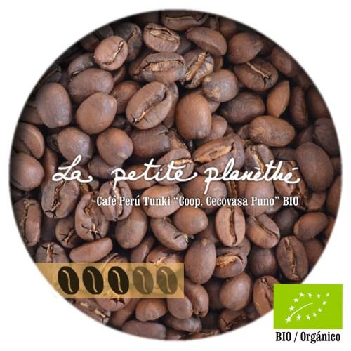 Café Perú Tunki BIO