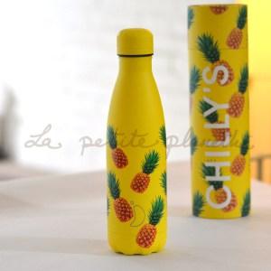 Chillys Bottle Pineapple 500ml NEW