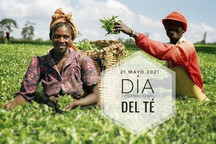 Día Internacional del Té 2021