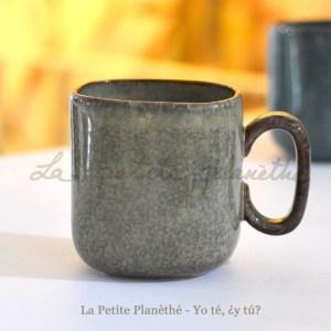 Mug Halvar Verde 450ml