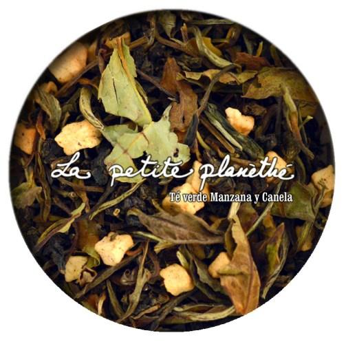 Té verde Manzana y Canela