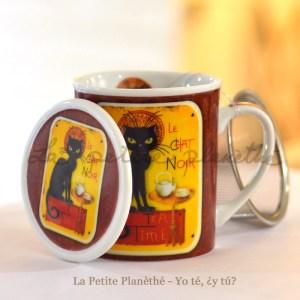 Taza Le Chat Noir