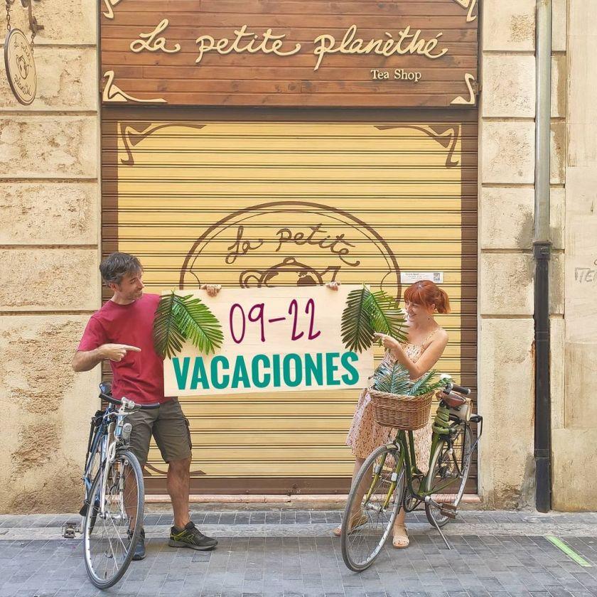 Vacaciones 2021