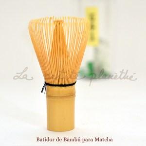 Batidor para Matcha.