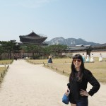 2 must see Seoul Palaces surrounded by Cityscape