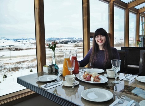 Alberta-small-Towns Longview Steak