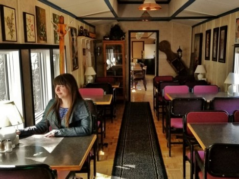 Edmonton Train Food Experience La Petite Watson
