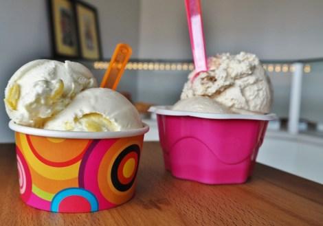 Edmonton Ice Cream in Old Strathcona, La Petite Watson