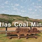 Touring around the Atlas Coal Mine